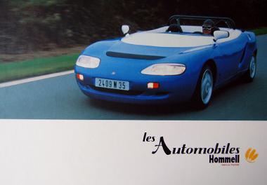 LES AUTOMOBILES HOMMELL