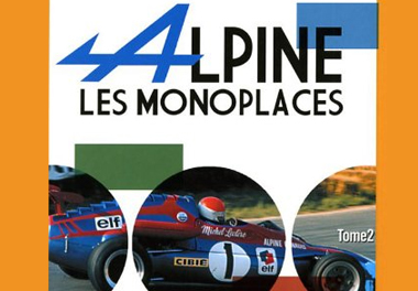 Monoplace Alpine - Tome 2