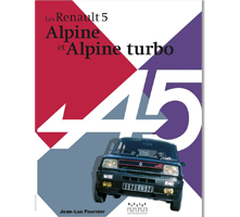 LesRenault 5 Alpine et Alpine Turbo - Couverture
